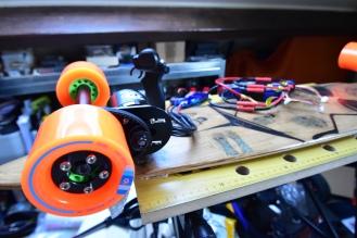 Kegel + DIYES kit v4 + mini 2.4Ghz remote